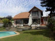 Bosques Montemar, amplia casa 4 dormitorios, estar, piscina