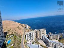 Costa Montemar, gran vista, terraza cerrada, 4 dormitorios + estar
