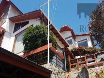 Concón, vista al mar, amplia casa 5 dormitorios, quincho cerrado
