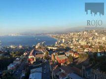 Valparaíso, Cerro Carcel, Vista al Mar, 1 dormitorio