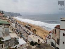 Reñaca, El Encanto, panorámica vista, 5 dormitorios, gran terraza