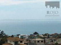 Concón alto, vista al mar, 3 dormitorios, 2 baños, estacionamiento