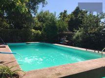Limache, gran ubicación, amplio terreno, casa quinta, piscina