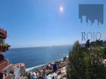 Concón sur, panorámica vista al mar, sólida, 3 dormitorios + servicio