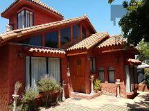 Quilpué, Lomas del Sol, amplia casa, sólida, 4 dormitorios, piscina, quincho