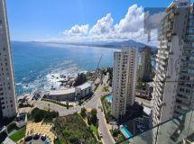 Costa Montemar, gran vista al mar, 2 dormitorios, gran terraza