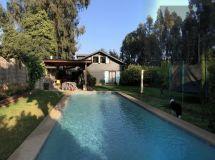 Concon, Los Romeros, gran terreno, amplia casa, piscina