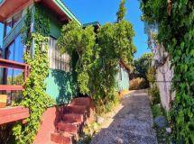 Concón Sur, linda casa 4 dormitorios, soleada, estacionamiento
