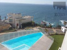 Costa Montemar, gran vista, 2 dormitorios, estacionamiento