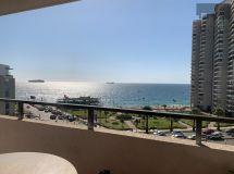 Viña, Av. San Martin, gran Vista al Mar, 110 mt2, 3 dormitorios, estacionamiento
