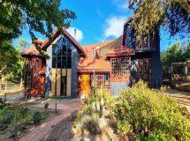 Reñaca, Los Pinos, gran casa, 6 dormitorios + servicio